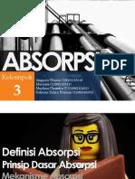 Absorpsi-Kelompok 3