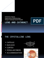 Lens and Cataract