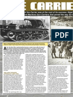 Universal Carrier tracked vehicle