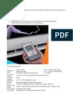 Electrostatic Field Meter.docx