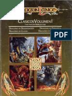 AD&D - DragonLance - Clasicos Volumen I.pdf