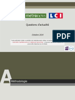 OpinionWay pour CLAI _Metro_LCI-Questions d'actualite-Oct2014.pdf