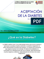 Diabetes Aceptación.ppt