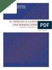 El derecho a la educación. una mirada comparativa.pdf