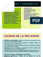 INFLACN Y DESEMPLEO.ppt