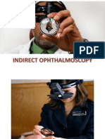 indirect ophthalmoscopy