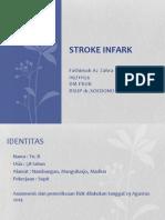 Manajemen Kasus Stroke Infark
