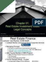 real Estate finance Chap001 8-28-14 slides