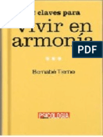 12 claves para vivir en armonia - Bernabe Tierno.epub