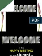 20091219 - SSIM Alumni Meet -