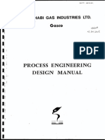 Process Enginering Design Manual