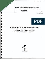 Process Enginering Design Manual
