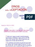 criterios aceptación AWS.ppt