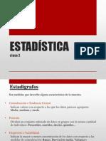 Clase 2 Tendencia Central.pptx