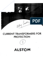 Alstom Training Book Current Transformer Protection2