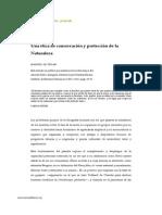 Una ética de conservación y protección de la naturaleza - Manuel de Teran.pdf