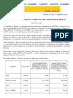REDUÇÃO LEGAL DE TRIBUTOS PARA CLÍNICAS E LABORATÓRIOS MÉDICOS.pdf