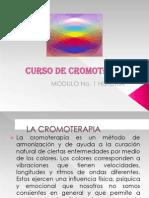 CURSO DE CROMOTERAPIA MODULO No. 1.ppsx