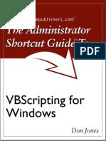 Vbscript Shorcut
