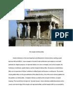 The Temple of Athena Nike 2