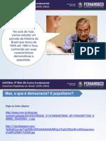 populismo no Brasil.ppt