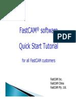 FastCAM Tutorial