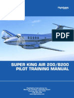 SUPER KING AIR 200/B200 PILOT TRAINING MANUAL