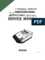 Epson EPL-5000 5200 5200+ Service_Manual