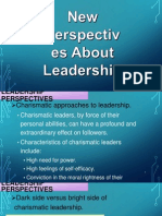 new perspectives about leadership