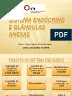 Sistema Endócrino e Glândulas Anexas1