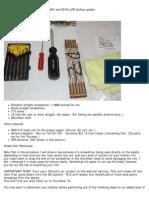 RNS 510 Install