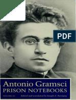 Gramsci A., Prison Notebooks, Volume 3.pdf