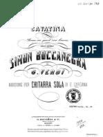 """Enea Gardana - """"Come in Quest' Ora Bruna"""" - Simon Boccanegra (GVERDI)"""
