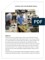 butcher chef's in the Hospitality Industry