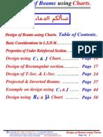 08 - (Beams) Design of Beams Using Charts
