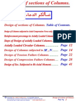 14 - (Columns) Design of Sections of Columns