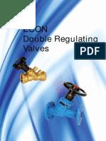 Econ Double Regulating Valves