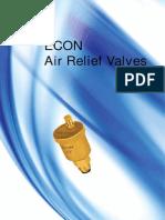 Econ Air Relief Valves