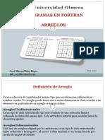 1-Programas Fortran - Arreglos Unidimensionales.pptx