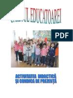 metodologia proiectarii didactice