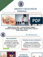 RECLUTAMIENTO Y SELECCION DE PERSONAL.ppt