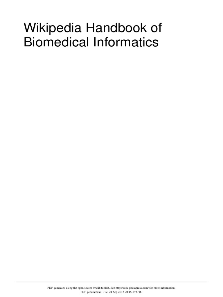 Wikipedia handbook of biomedical informaticspdf health wikipedia handbook of biomedical informaticspdf health informatics electronic health record fandeluxe Gallery
