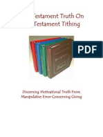 New Testament Truth On