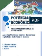 Potências  Econômicas