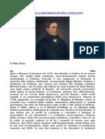 FRANZ VON BAADER E LA RESURREZIONE DELL.doc