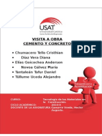 CEMENTO, CONCRETO, ENCOFRADO - VISITA A OBRA.doc