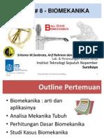 Biomekanika Teknik Industri