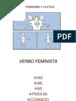 EL FEMINISMO Y LA ETICA.pptx
