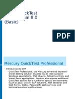 QTP 8.0 Basics