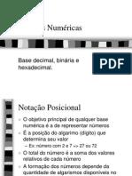 Aula - Bases Numericas.ppt